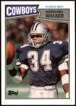1987 Topps #264  Herschel Walker  Front Thumbnail
