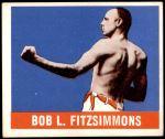 1948 Leaf #63  Bob Fitzsimmons  Front Thumbnail