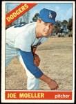 1966 Topps #449  Joe Moeller  Front Thumbnail