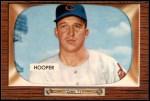1955 Bowman #271  Bill Hooper  Front Thumbnail