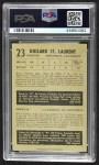 1953 Parkhurst #23  Dollard St. Laurent  Back Thumbnail