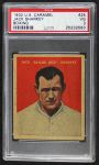 1932 U.S. Caramel #25  Jack Sharkey   Front Thumbnail