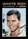 1971 Topps #643  Rick Reichardt  Front Thumbnail
