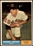 1961 Topps #537  Bobby Locke  Front Thumbnail