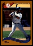 2002 Topps Traded #21 T Raul Mondesi  Front Thumbnail
