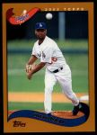 2002 Topps Traded #45 T Omar Daal  Front Thumbnail