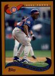 2002 Topps Traded #94 T Mario Encarnacion  Front Thumbnail