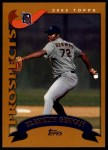 2002 Topps Traded #233 T Franklyn German  Front Thumbnail
