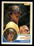 1983 Topps #253  Larry McWilliams  Front Thumbnail