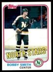 1981 Topps #37  Bobby Smith  Front Thumbnail