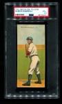 1911 T201 Mecca  Kid Elberfeld / George McBride  Front Thumbnail