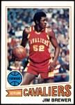 1977 Topps #9  Jim Brewer  Front Thumbnail