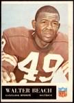 1965 Philadelphia #30  Walter Beach  Front Thumbnail
