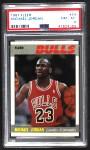 1987 Fleer #59  Michael Jordan  Front Thumbnail
