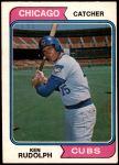 1974 O-Pee-Chee #584  Ken Rudolph  Front Thumbnail
