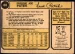 1974 O-Pee-Chee #88  Freddie Patek  Back Thumbnail