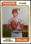 1974 O-Pee-Chee #419  Wayne Twitchell  Front Thumbnail