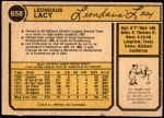 1974 O-Pee-Chee #658  Lee Lacy  Back Thumbnail