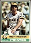 1976 Topps #376  Rich Hebner  Front Thumbnail