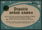 1963 Topps Astronaut Popsicle #16   Carrying the Capsule Back Thumbnail