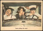 1959 Fleer Three Stooges #48   Larry Plays by Ear  Front Thumbnail