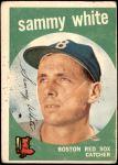 1959 Topps #486  Sammy White  Front Thumbnail