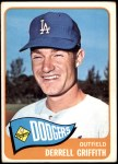 1965 Topps #112  Derrell Griffith  Front Thumbnail