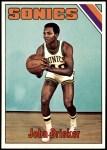 1975 Topps #149  John Brisker  Front Thumbnail