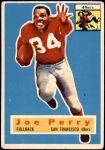 1956 Topps #110  Joe Perry  Front Thumbnail