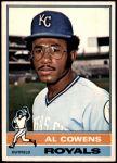 1976 O-Pee-Chee #648  Al Cowens  Front Thumbnail