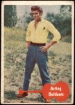 1956 Elvis Presley #28   Acting Outdoors Front Thumbnail