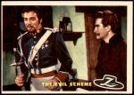 1958 Topps Zorro #6   The Evil Scheme Front Thumbnail