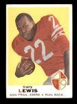 1969 Topps #226  Gary Lewis  Front Thumbnail