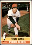 1976 Topps #170  Rick Wise  Front Thumbnail