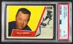 1963 Topps #47  Doug Harvey  Front Thumbnail
