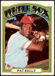 1972 Topps #326  Pat Kelly  Front Thumbnail