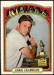 1972 Topps #142  Chris Chambliss  Front Thumbnail