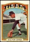 1972 Topps #83  Dalton Jones  Front Thumbnail