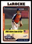 2005 Topps Update #216  Andy LaRoche  Front Thumbnail