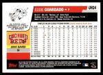2006 Topps Update #24  Eddie Guardado  Back Thumbnail