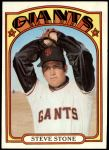 1972 Topps #327  Steve Stone  Front Thumbnail