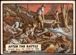 1962 Topps Civil War News #24   After the Battle Front Thumbnail
