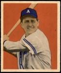 1949 Bowman #66  Elmer Valo  Front Thumbnail