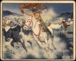 1940 Lone Ranger #11   The Run-Away Herd Front Thumbnail