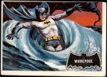 1966 Topps Batman Black Bat #54   Whirlpool Front Thumbnail