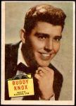 1957 Topps Hit Stars #33  Buddy Knox   Front Thumbnail