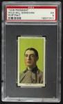 1909 T206 POR Wild Bill Donovan  Front Thumbnail