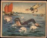 1938 Horrors of War #270   Jap Machine-Gunners Pursue Swimming Airman Front Thumbnail