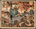 1938 Horrors of War #30   Street Fighting Tactics in Shanghai Front Thumbnail