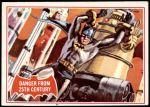 1966 Topps Batman Red Bat #29   Danger From 25th Century Front Thumbnail